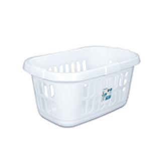 Wham Hipster Laundry Basket ice white £3.49 Icon