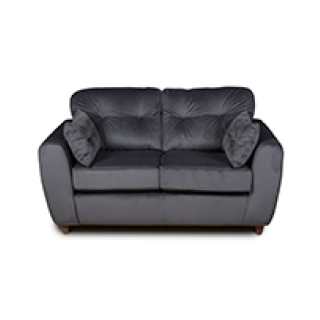 Zone 2 seater sofa in charcoal £449.99 icon