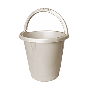 10L Bucket Taupe