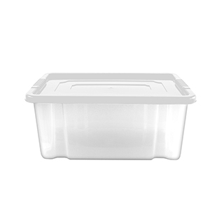 5L Clear Storage Box With Lid