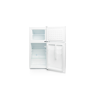 Haden White Fridge Freezer Top Mount