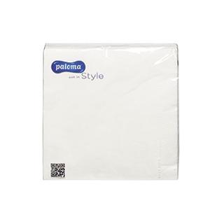 Napkins 20x3ply white £0.99 Icon