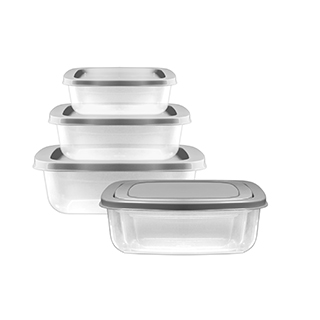 Nest 3 Food Containers