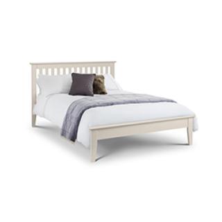 Salerno Shaker Bed ivory 4feet 6 £179.99 icon