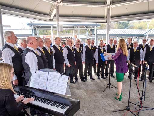 Treharris Male Voice Choir