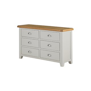 Westminster 6 drawer chest £249.99 Icon