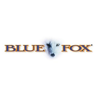 Blue Fox Icon