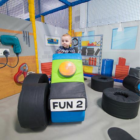 Photo of Play Zone Merthyr Tydfil