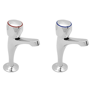 Profile - Kitchen Sink Pillar Taps