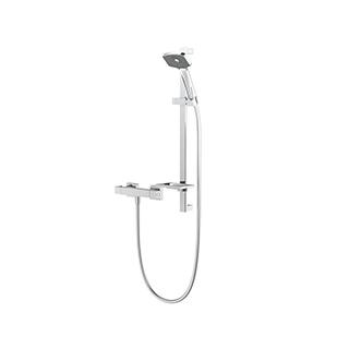 Waipori Satin Jet Cool Touch Shower
