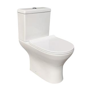 Carlo Pan, Cistern & Seat