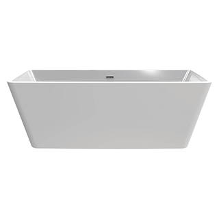 Hoxton Freestanding 1600mm Bath (0TH With Integrated Waste)