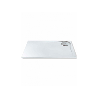 Gravity Shower Tray - 1400 x 900mm & Waste