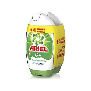 Ariel Laundry Gel 52w