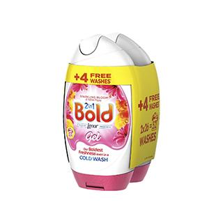 Bold Laundry Gel