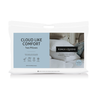 Kings and Queens Cloud Like Comfort pillow