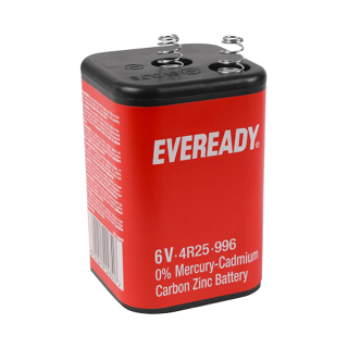 Ever ready 6V battery