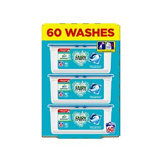 Fairy Laundry Capsules 60w - Non Bio
