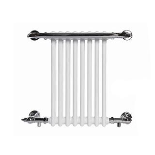 Parliament Wall Hung Bathroom Radiator 600 - White