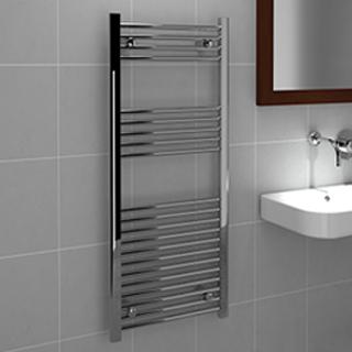 Prorad Straight Towel Rail 500mm - 750mm, 1200mm & 1800mm