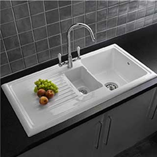 RL301CW RL301CW ELB 1.5 bowl sink and tap pack