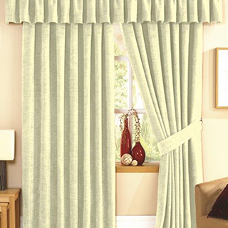 Matrix Grey Curtain 46 x 54