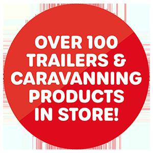 100 Caravanning