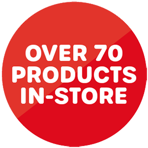 Over 70 products