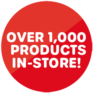 Over 1,000 products