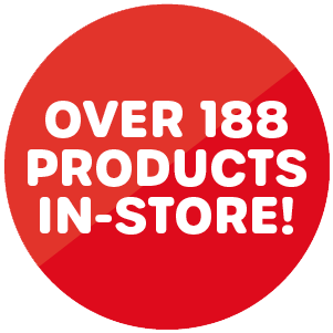Over 188 products