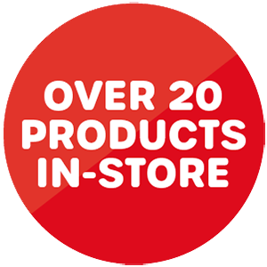 Over 20 products