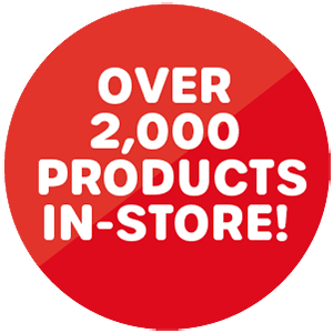 Over 2,000 products