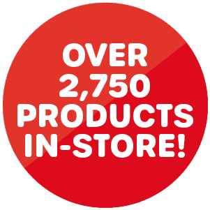 Over 2,750 products