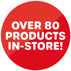 Over 80 products