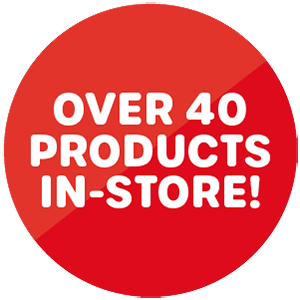 Over 40 products