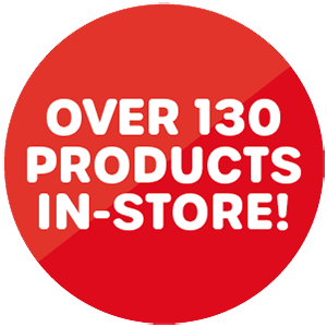 Over 130 products