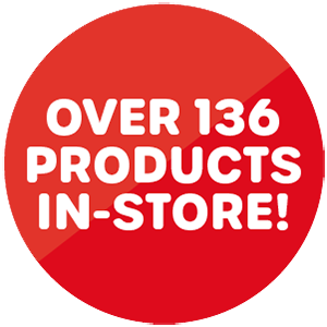 Over 136 products