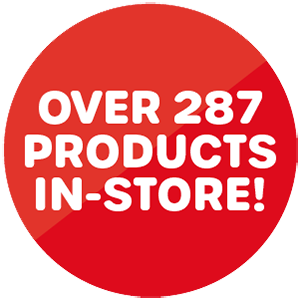 Over 287 products