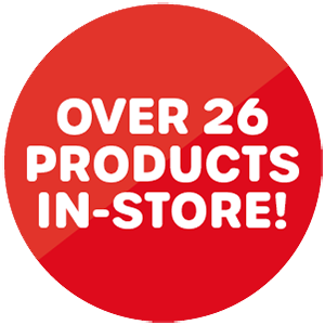 Over 26 products
