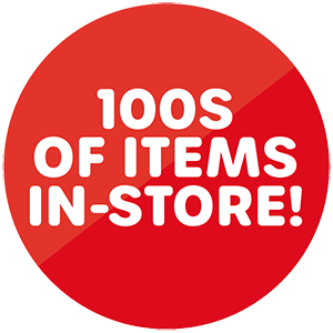 100s of Items