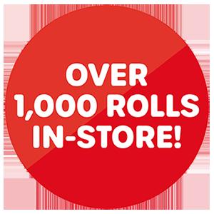 1,000 rolls