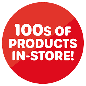 100s of products