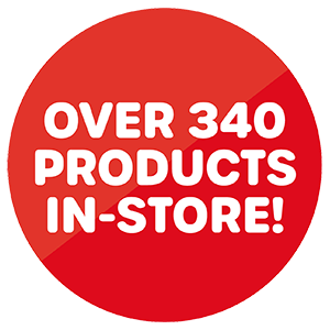 Over 340 Products