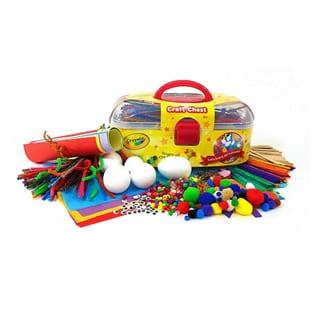 Crayola Large Craft Box
