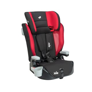 JOIE Elevate Group 1/2/3 Car Seat Cherry